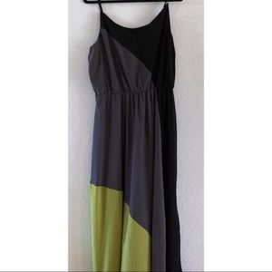 Mossimo Maxi in Black, Lime, Grey XL